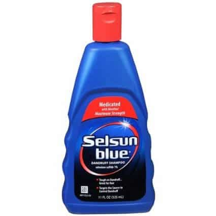 Selsun Blue 1% Selenium Sulfide