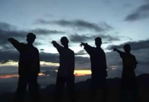 RD and The 3 Rappers Mizo Chun leh Zua