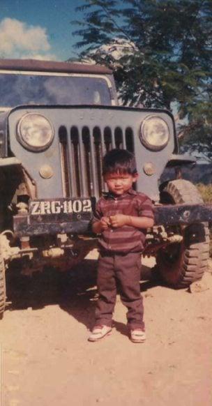 Robert Lalduhzuala 1987