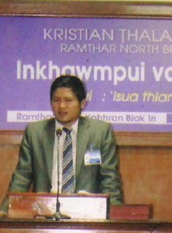 Robert Lalduhzuala 2013