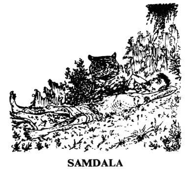 Samdala Thawnthu