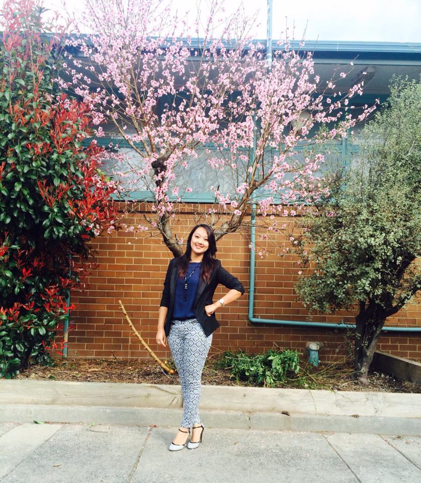 Bethsy Lalrinsangi Spring pic