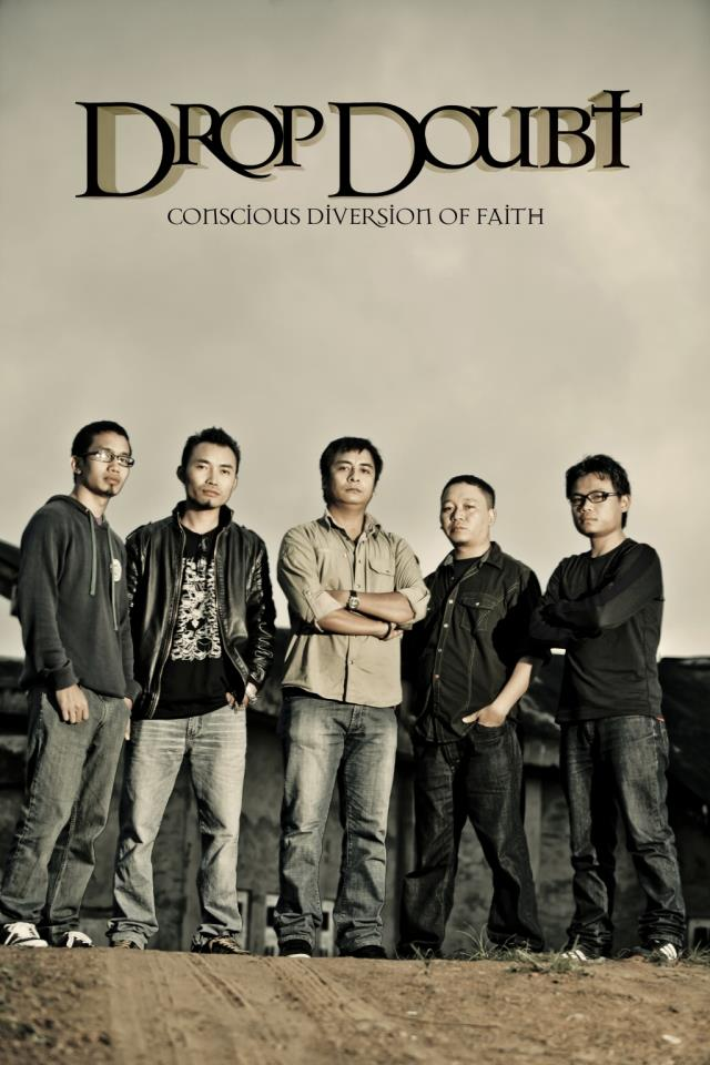 Drop Doubt Album Cover