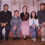Lalsangzuali Sailo Chhungkua Thlalak