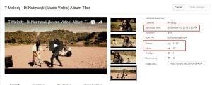 t melody video thar 1